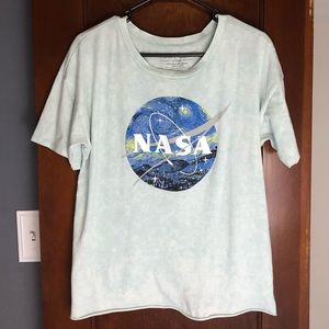 NASA T-shirt from Target